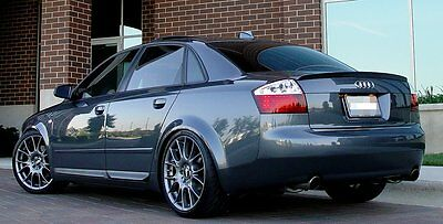 Audi A4 B6 Rear/boot And Window Spoiler S-Line Look (2001-2005)