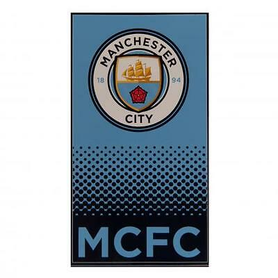 Manchester City F.C. Towel FD Official Merchandise