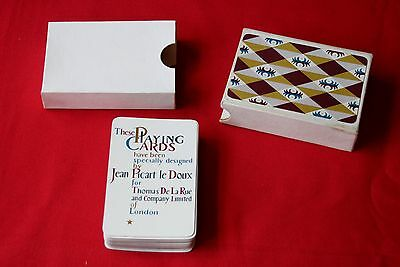 Vintage Jean Picart Le Doux Playing Cards made for Thomas De La Rue of London