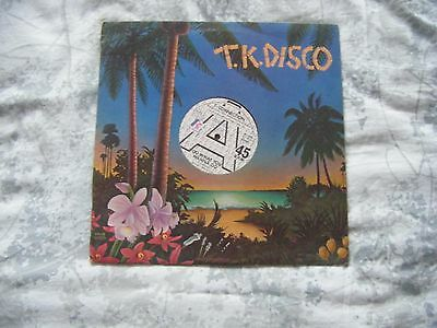 """T-Connection - Do What You Wanna Do Vinyl 12"""" Single"""