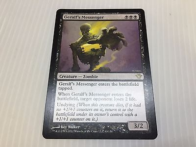 Magic the Gathering MTG - Geralf's Messenger - Dark Ascension
