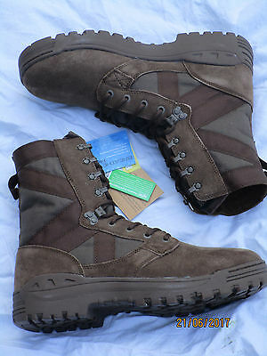 Magnum Boots Desert Patrol Brown Male, Size 32,8 FT (ca. UK 9 / US 11 ) Boots