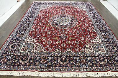 Persian Traditional Vintage Large  9.7 X 12.9 Area Rugs Oriental Rug Carpet