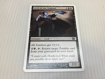 Magic the Gathering MTG - Lord of the Undead - 8th Edition