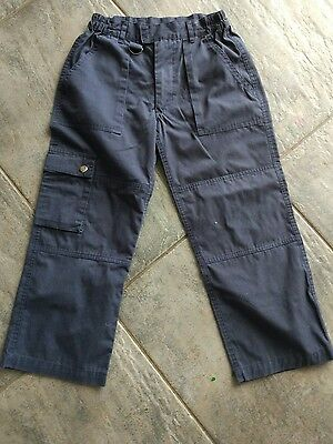 Beavers official trousers age 7-8