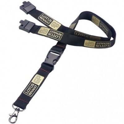 LANYARD Schlsselband X 10 formel formula One 1 Lotus Renault GP F1 Team NEU! AT