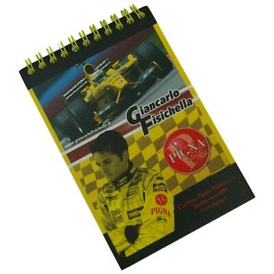 F1 Formel Formula One 1 NEU Notizbuch Jordan Fisichella Notebooks Pack AT