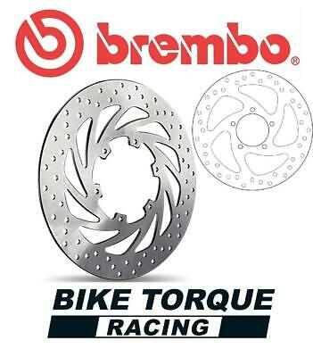 Ducati 937 Multistrada 2017> Brembo Upgrade Rear Brake Disc