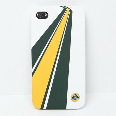 iPHONE 4 Geheuse Formel Formula One 1 Team Lotus F1 NEU weie AT