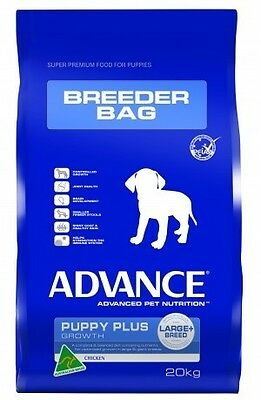 Advance Puppy Plus Growth All Breed Large Breed   20 kg