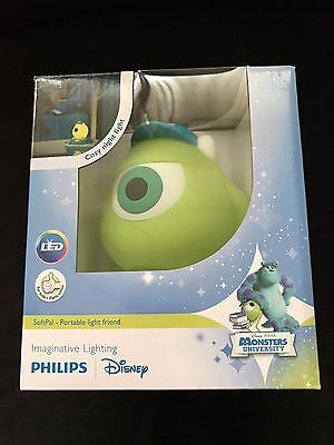 Philips Disney Softpal Portable Monster University Light