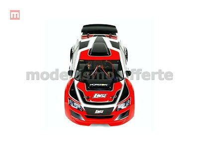 Losi LOS01008 Mini Rally 1/14 4WD RTR Brushless 2.4GHz modellismo