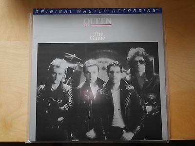MFSL 200g Vinyl LP - Queen - The Game