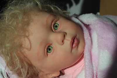 Reborn baby Doll Beatrice, Kit Myloh by Laura Tuzio-Ross LE 44/1000