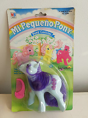 My Little Pony G1 Vintage Hasbro MOC MIB MIP Spanish Hopscotch Spain RARE
