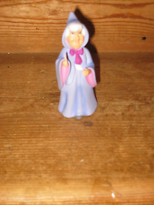Disney Cinderella Fairy Godmother Fauna Merryweather Ht 3.5 In Play Figure