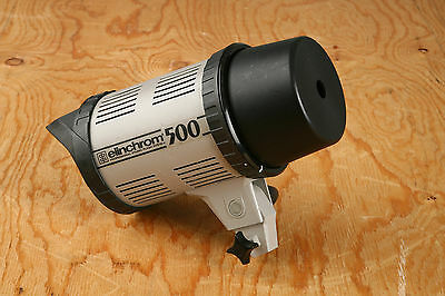Elinchrom 500 Monolight Flash System w/Power #2