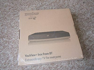 *NEW SEALED BT YouView+ Box DTR-T2100/500GB HD Freeview Recorder - FAST POST