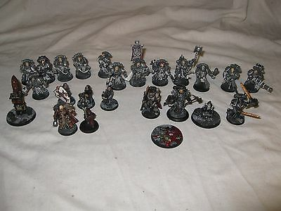 Grey Knights Space Marines Inquisitor Coteaz Forgeworld Army