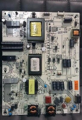 """ISIS  LED TV 39"""" 39227FHDDLED power supply unit board 17IPS20P 23206361"""