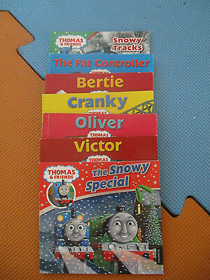 Bundle Thomas and Friends Thomas the Tank Engine story books x 7