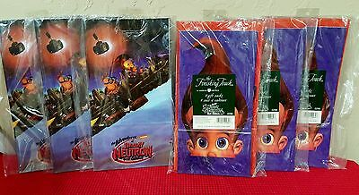 48 Jimmy Neutron Boy Genius Paper Lunch Loot Goody Party Bags 2 Sizes 4 Designs