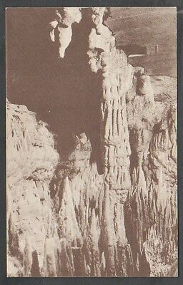 The Totem Pole Room Cave of the Mounds Blue Mounds Wisconsin Postcard 256 ac