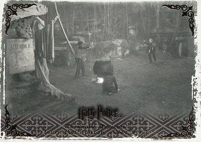 Harry Potter Memorable Moments Series 2 Promo Card P4