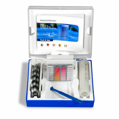 Lovibond Pooltester original Chlor pH Wassertest Analytik Pool Wasserwerte