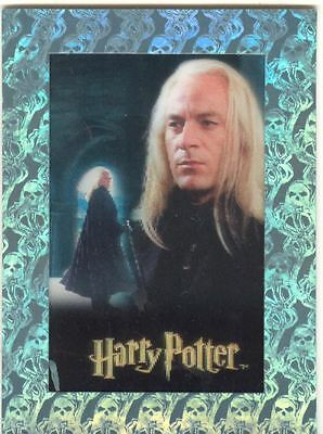 Harry Potter World Of Harry Potter 3D Series 1 Rare Chase Card R2