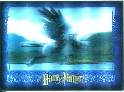 Harry Potter World Of Harry Potter 3D Series 1 Promo Card P6