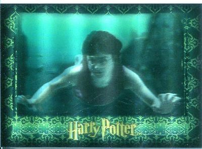 Harry Potter World Of Harry Potter 3D Series 1 Promo Card P8