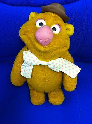 Vintage Fozzy Bear by Fisher Price 1970's