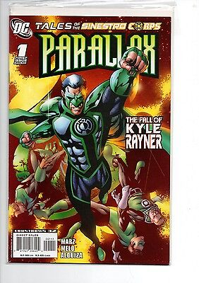 Tales Of The Sinestro Corps: Parallax #1 // DC Comics 2007 // NM-