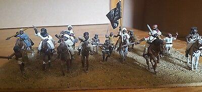 perry miniatures- mounted Bagara- 28mm