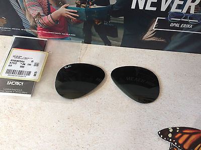 GENUINE RAY-BAN RB3025 (58mm) Aviator Sunglasses G15 REPLACEMENT LENS 3026 L0205