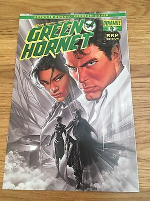 Green Hornet #4 Dynamite - K. Smith & J. Lau -Variant Cover 1:25?