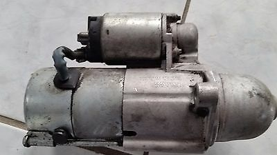 Used starter for a 2003-2007 9-3 Saab