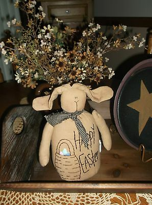 Primitive Honey & Me Easter Bunny Preowned