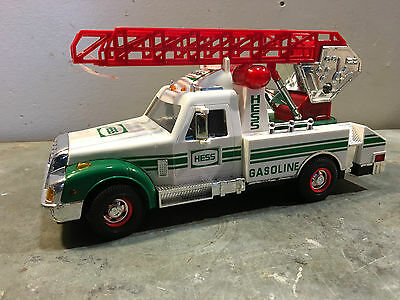 Hess Fire Truck Firetruck & Cars 1994 1992 2012 Race Car Racecar