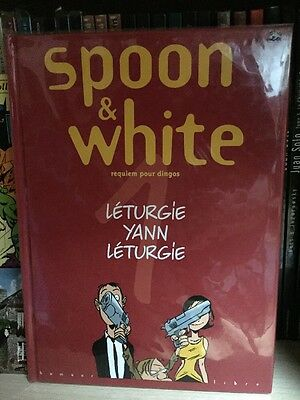 SPOON & WHITE 1 : Requiem pour dingos - Ed Originale - BD - Humour