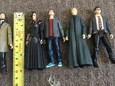 Harry Potter Figures Lot Bundle Bellatrix Sirius Black Prof McGonagall