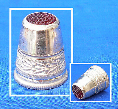 Austrian Red Top Thimble.....