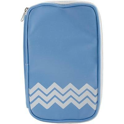 Webster's Pages Color Crush CraftMate Folio - Sky Blue
