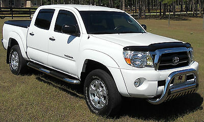 2008 Toyota Tacoma Pre Runner Crew Cab Pickup 4-Door 2008 Toyota Tacoma PreRunner V6 TOW Clean CARFAX~EXTRAS~Possible Delivery in FL