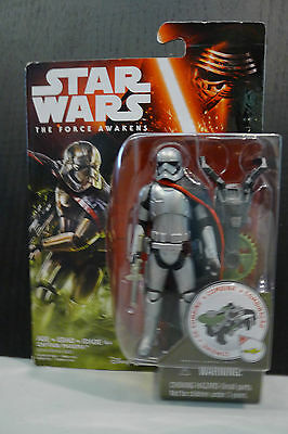 Star Wars - The Force Awakens - Captain Phasma Figure - Factory Sealed!