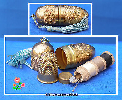 Sewing Kit With Thimble.....