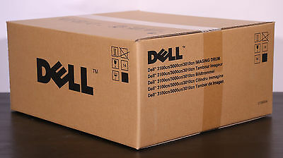 Genuine OEM Dell Imaging Drum (P4866) Black 3000cn/3010cn/3100cn - Brand New