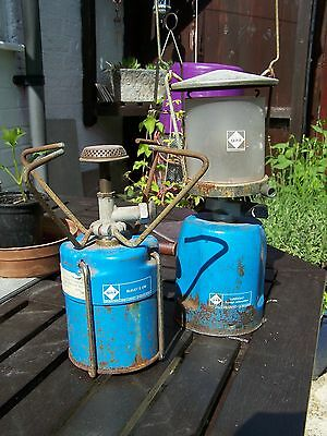 Camping Gas Stove / Cooker / Burner and Camping Gas Light