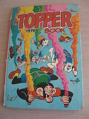 The Topper Annual 1976 Vintage Comic Book